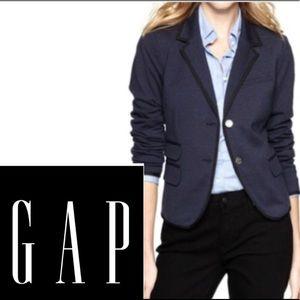 GAP Academy Navy & Black Blazer